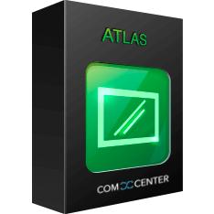 עמדות Atlas | פיתוח ושיווק באינטרנט | קום סנטר