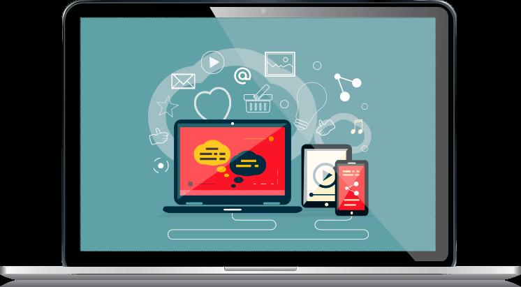 פתרונות מובייל - בניית אתרים ושווק באינטרנט - קום סנטר